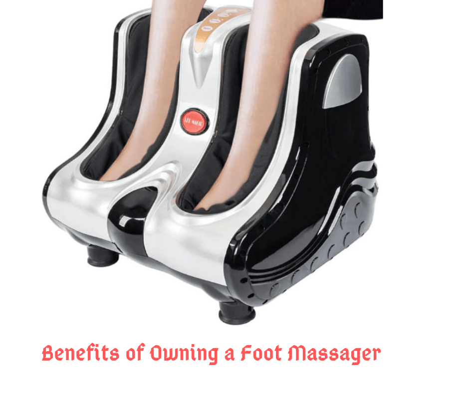 What Are The Benefits Of Getting A Foot Massager For Diabetic